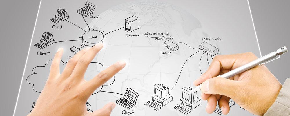 network design timisoara